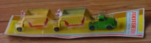 Tootsietoy Hopper Truck NEW un-opened 1969 Collectors find!