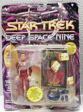 Major Kira Nerys Star Trek DS9 Action Figure by Playmates