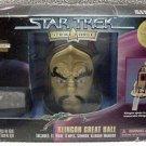 Klingon Great Hall Star Trek Strike Force Playset