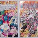 Wildcats #1 + StormWatch #1 - Image Comics 1992