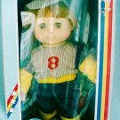 "L'il Sportsmate Boy Doll 12"" - 1974 Blue-Box Toys MIB"