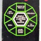 Pocket KENSINGTON Vintage Forbes Taylor Strategy Game