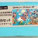 SUPER MARIO BROS Famicom Video Games NES Import