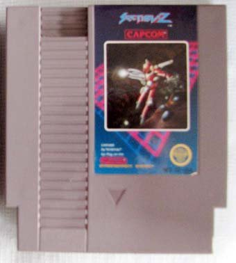 NES SECTION Z Nintendo Video Games