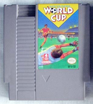 NES WORLD CUP Nintendo Video Games