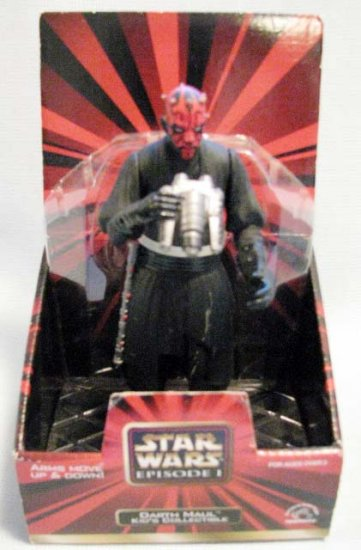 DARTH MAUL Star Wars Action Figures E1 MIP