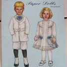 Heirloom Paper Dolls - Pullen 1991