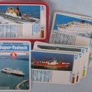 Super-Technik OCEANRIESEN Card Set German Spitzentrumpf