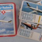 Super-Technik JUMBOS Card Set German Spitzentrumpf