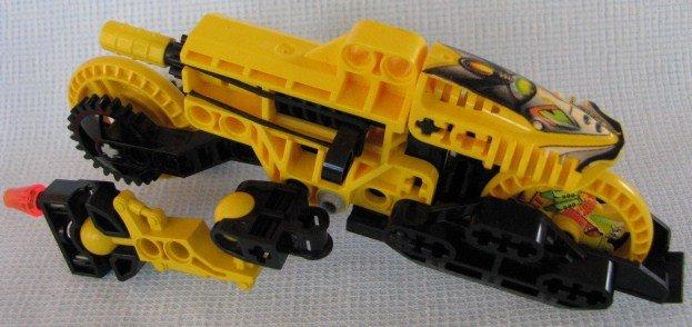 Lego POWER RoboRiders Set 8514 Technic