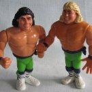 WWF Tag Team THE ROCKERS Shawn Michaels & Marty Jannety WWE