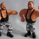 WWF Tag Team The Bushwackers Luke & Butch WWE