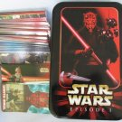 Star Wars 110 Widevision Trading Cards Episode 1 Topps