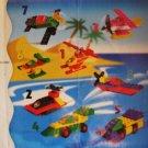 Lego 8 McDonalds Classic Planes Cars Sets 1999