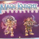 MK Mage Knight 44 Minis & Collector Carrying Case