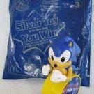 McDonalds Sega Sonic The Hedgehog Video Game Promo Toys