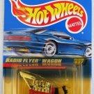 Hot Wheels Radio Flyer Wagon 1:64 MOC