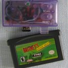Intec FM Radio + Britney's Dance Beat Nintendo Game Boy Advance SP