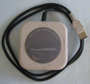 Original Nintendo Game Boy 4 Player Adapter