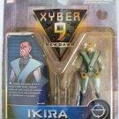 Xyber 9 IKIRA Action Figures MOC