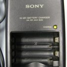 Sony Ni-MH AAA AA Battery Charger BC-CS2A