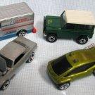 Hot Wheels Matchbox 80's Car Lot Camaro Van + More