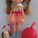 Kelly Doll + Puppy and Accessories