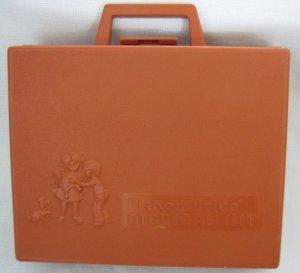 Vintage Fisher Price Medical Kit Case