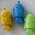Rubber Robots Miniatures