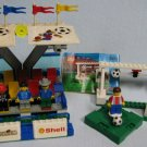 Head Tribune Soccer Shell Promo + Precision Shooting Soccer Lego Sets 3009 3419