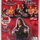 WWF Radical Rides The Undertaker 1:64 MOC