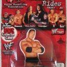 WWF Radical Rides The Rock 1:64 MOC Diecast Cars