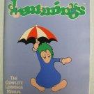 The Complete Lemmings Game Manual Atari Amiga