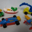 KINDER SURPRISE Toys Cars Plane Boat