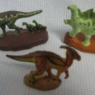 Jurassic Park 3 Diecast Dinosaurs Stegosaurus n More