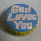 God Loves You Yoyo Tin YO-YO
