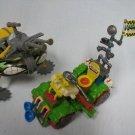 Ninja Turtles Toilet Taxi + Army Tube TMNT