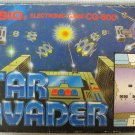Casio STAR INVADER Handheld Game BOX ONLY