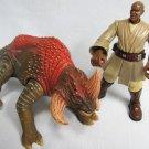 Star Wars REEK + MACE WINDU Kenner 1997