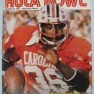 HULA Bowl Official Program Hawaii 1981