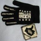 Official Miller Beer Glove