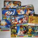 Samurai Shodown Battle Cards