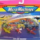 Micro Machines AIR RACERS Set MIP #33