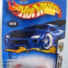 Hot Wheels GOLDEN ARROW MIP 1st Ed 029