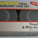 Tundra Video Camera Auxiliary Lens Set