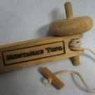 Montanas Tops Wood Spinning Toys