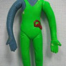 Classified UFO FILES ALIEN BENDY Figure