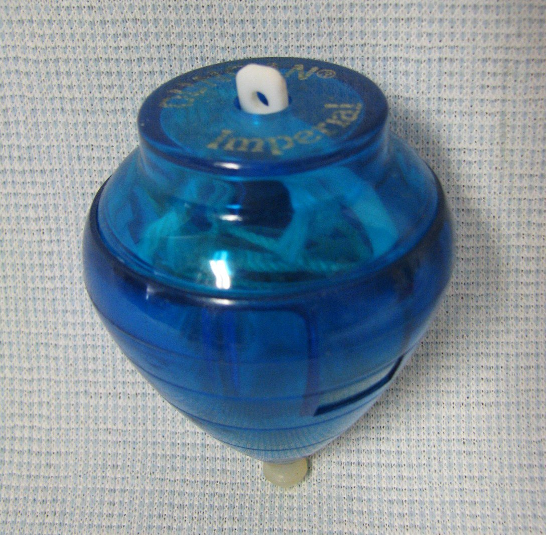 Duncan Imperial Blue Spin Top Spinning Toys