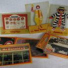 The Adventures of Ronald McDonald Trading Cards Premier Edition Lot 1996
