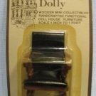 Vintage HELLO DOLLY Chair MIP Dollhouse Miniatures